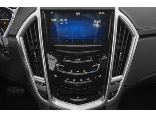 2013 Cadillac SRX Prices and Values Utility 4D Luxury 2WD V6 stereo system