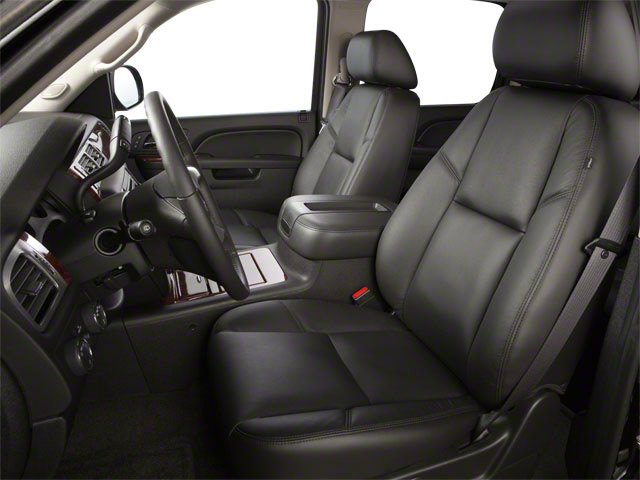 2013 Chevrolet Suburban Prices and Values Utility C2500 Fleet 2WD V8 front seat interior