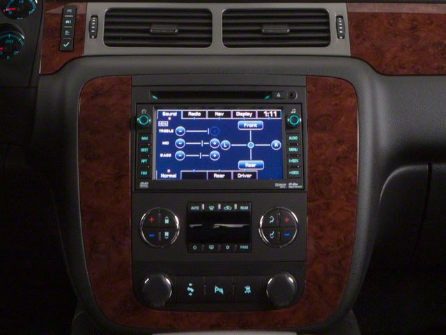 2013 Chevrolet Suburban Prices and Values Utility C2500 Fleet 2WD V8 center console