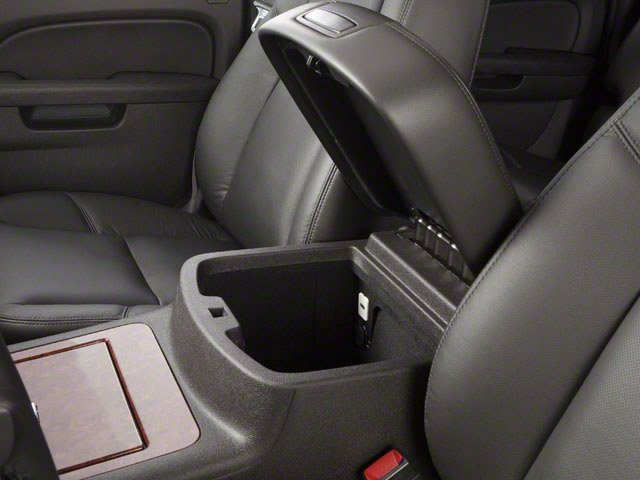 2013 Chevrolet Suburban Prices and Values Utility C2500 Fleet 2WD V8 center storage console
