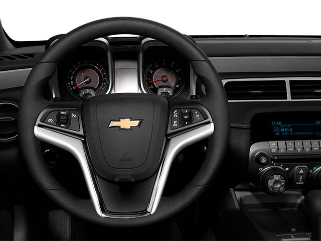 Chevrolet Camaro Coupe 2013 Coupe 2D LT - Фото 4