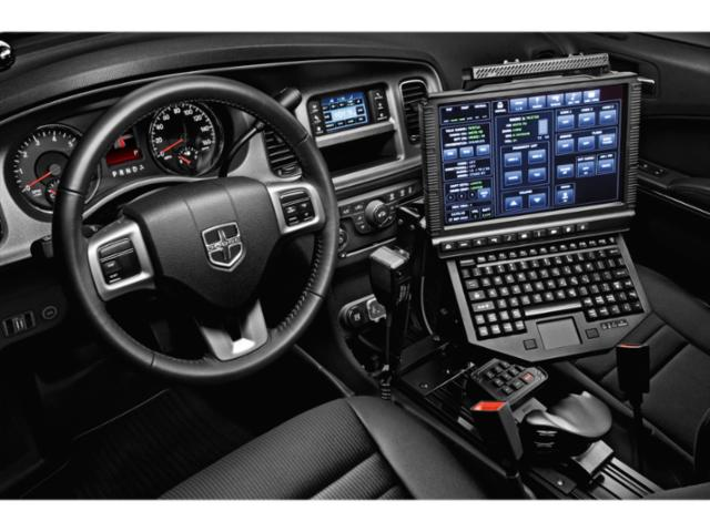 2013 Dodge Charger Pictures Charger Sedan 4D Police V8 photos full dashboard