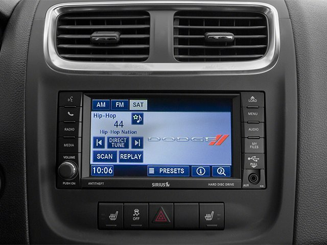 2013 Dodge Avenger Prices and Values Sedan 4D R/T V6 stereo system