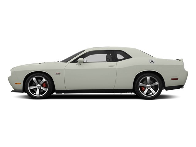 2013 Dodge Challenger Prices and Values Coupe 2D SRT-8 V8 side view