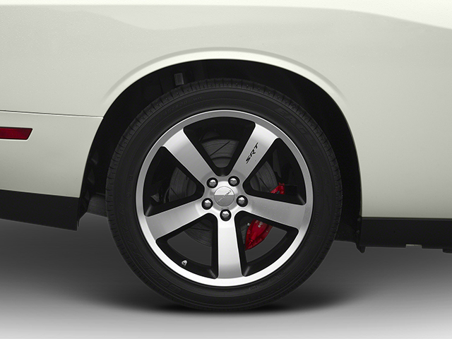 2013 Dodge Challenger Pictures Challenger Coupe 2D SRT-8 V8 photos wheel