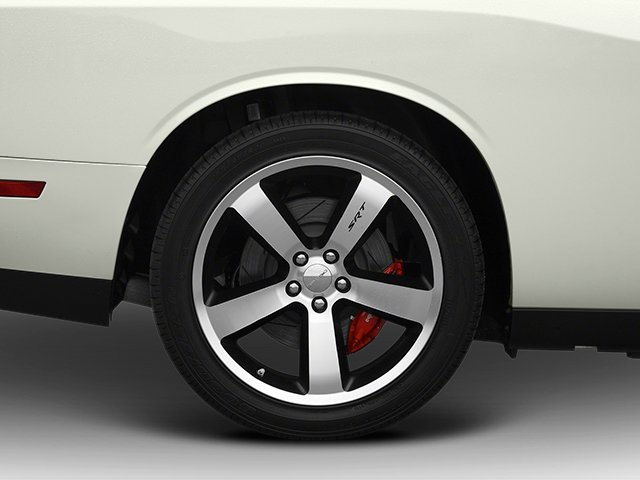 2013 Dodge Challenger Prices and Values Coupe 2D SRT-8 V8 wheel
