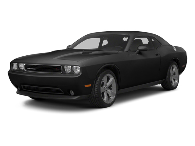 2013 Dodge Challenger Prices and Values Coupe 2D R/T V8 side front view