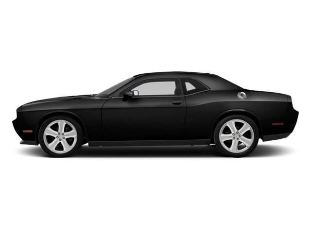 2013 Dodge Challenger Prices and Values Coupe 2D R/T V8 side view