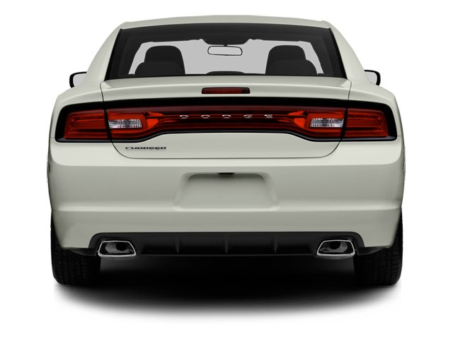 2013 Dodge Charger Pictures Charger Sedan 4D SE AWD V6 photos rear view