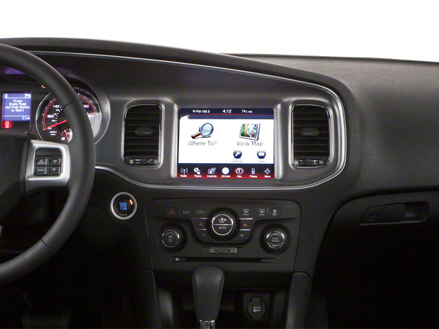 2013 Dodge Charger Prices and Values Sedan 4D SXT AWD V6 center dashboard