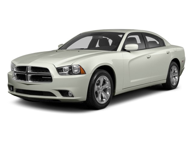 2013 Dodge Charger Prices and Values Sedan 4D R/T AWD V8 side front view