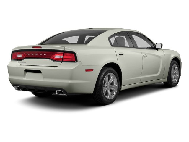 2013 Dodge Charger Prices and Values Sedan 4D R/T AWD V8 side rear view