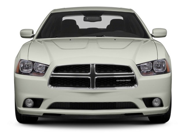 2013 Dodge Charger Pictures Charger Sedan 4D R/T AWD V8 photos front view