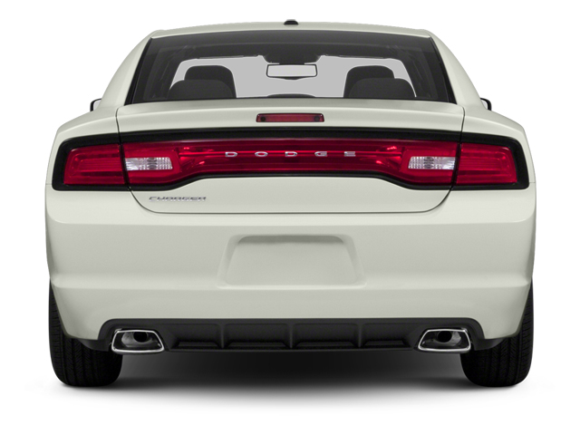 2013 Dodge Charger Prices and Values Sedan 4D R/T AWD V8 rear view
