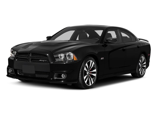 2013 Dodge Charger Prices and Values Sedan 4D SRT-8 V8 side front view