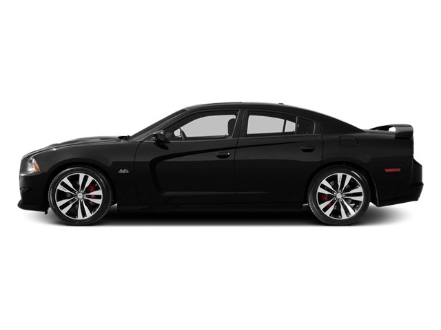 2013 Dodge Charger Prices and Values Sedan 4D SRT-8 V8 side view