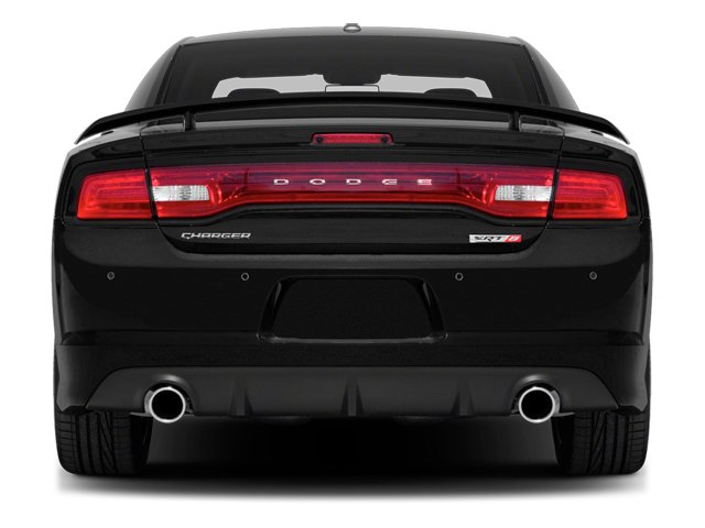 2013 Dodge Charger Prices and Values Sedan 4D SRT-8 V8 rear view
