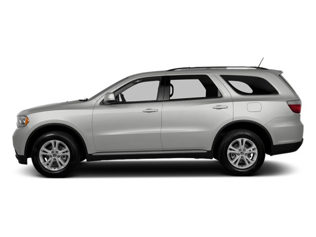 2013 Dodge Durango Prices and Values Utility 4D Crew AWD side view