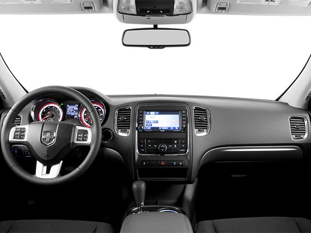 2013 Dodge Durango Prices and Values Utility 4D Crew AWD full dashboard