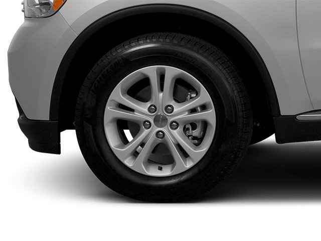 2013 Dodge Durango Prices and Values Utility 4D Crew AWD wheel