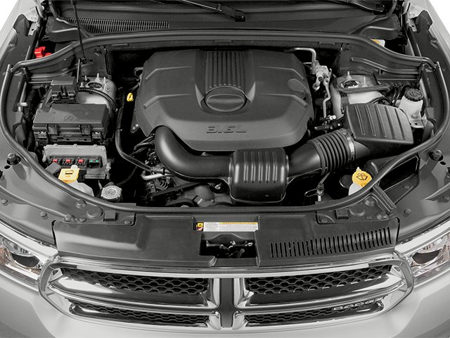 2013 Dodge Durango Prices and Values Utility 4D Crew AWD engine