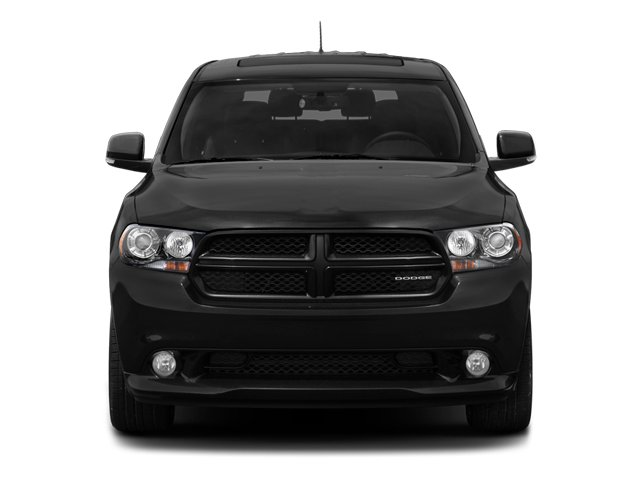 2013 Dodge Durango Pictures Durango Utility 4D R/T AWD photos front view