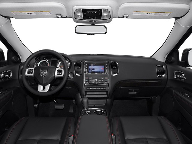 2013 Dodge Durango Pictures Durango Utility 4D R/T AWD photos full dashboard