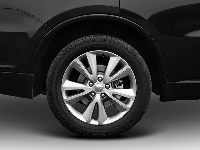 2013 Dodge Durango Pictures Durango Utility 4D Citadel AWD photos wheel
