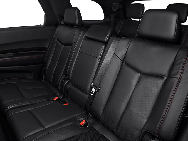 2013 Dodge Durango Pictures Durango Utility 4D R/T AWD photos backseat interior