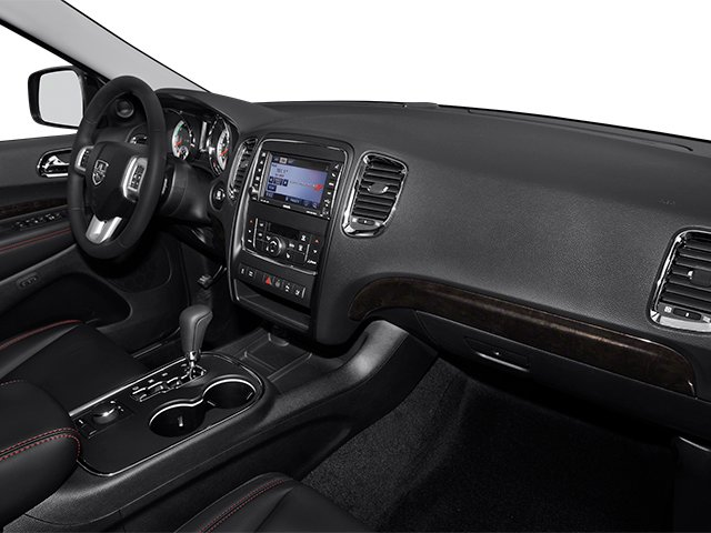 2013 Dodge Durango Pictures Durango Utility 4D R/T AWD photos passenger's dashboard