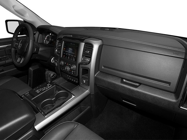 2013 Ram Truck 1500 Prices and Values Crew Cab Tradesman 4WD passenger's dashboard