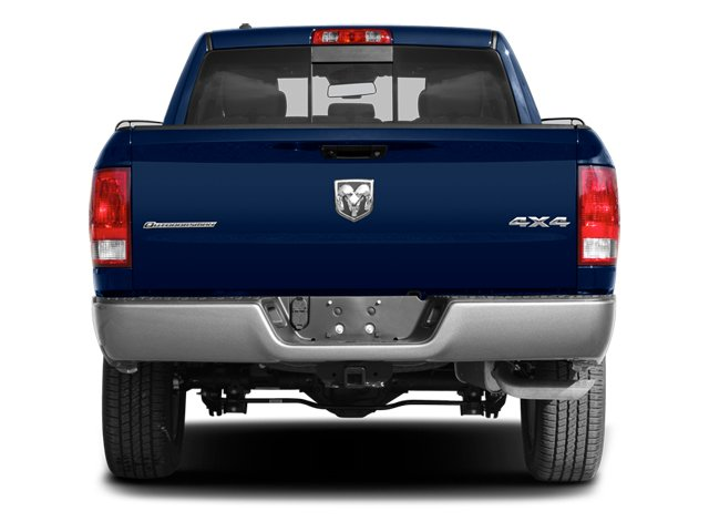 2013 Ram Truck 1500 Prices and Values Quad Cab Tradesman 2WD rear view