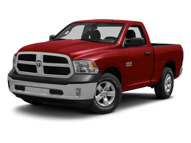 2013 Ram Truck 1500 Prices and Values Regular Cab SLT 4WD side front view