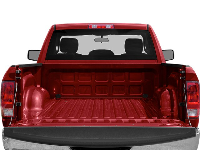 2013 Ram Truck 1500 Prices and Values Regular Cab SLT 4WD open trunk