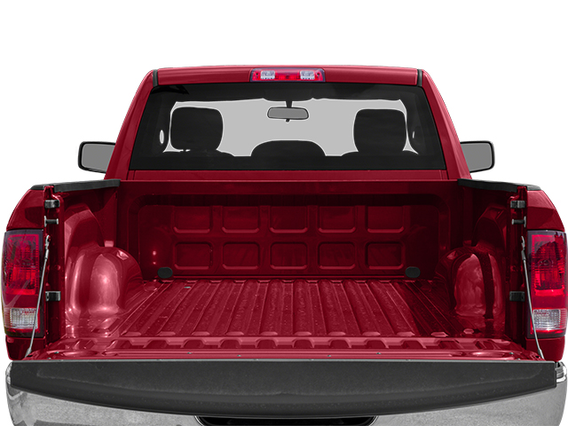 2013 Ram Truck 1500 Pictures 1500 Regular Cab HFE 2WD photos open trunk