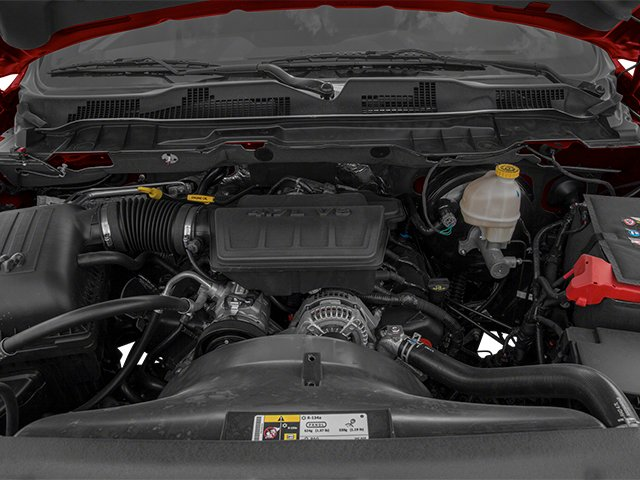 2013 Ram Truck 1500 Pictures 1500 Regular Cab HFE 2WD photos engine