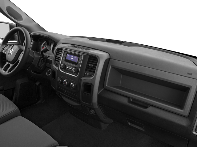 2013 Ram Truck 1500 Prices and Values Regular Cab SLT 4WD passenger's dashboard