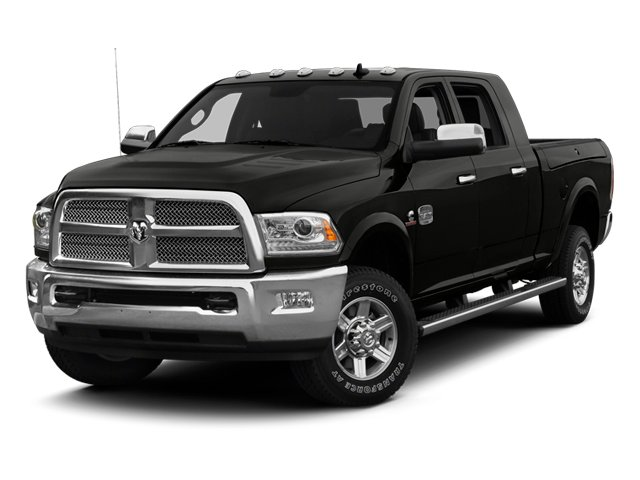 2013 Ram Truck 2500 Prices and Values Mega Cab Limited 4WD side front view