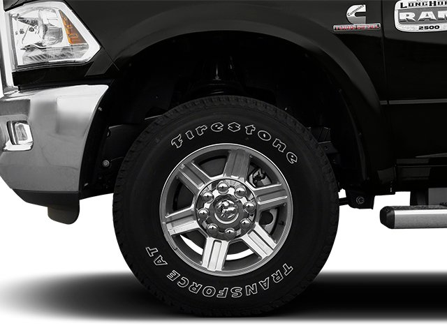 2013 Ram Truck 2500 Prices and Values Mega Cab Limited 4WD wheel