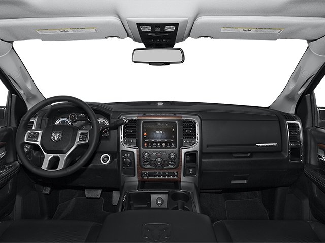 2013 Ram Truck 2500 Prices and Values Crew Cab Tradesman 2WD full dashboard