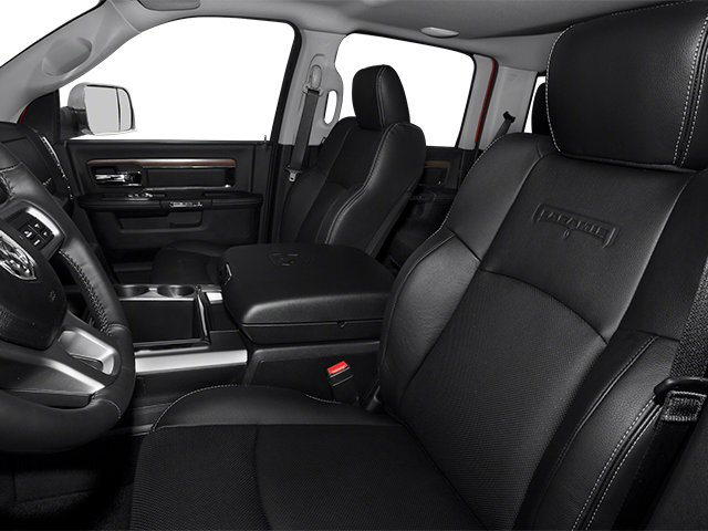 2013 Ram Truck 2500 Prices and Values Crew Cab Limited 2WD front seat interior