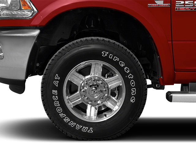 2013 Ram Truck 2500 Pictures 2500 Crew Cab Laramie 4WD photos wheel