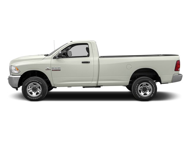 2013 Ram Truck 3500 Prices and Values Regular Cab Tradesman 4WD side view
