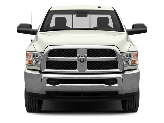 2013 Ram Truck 3500 Prices and Values Regular Cab Tradesman 4WD front view