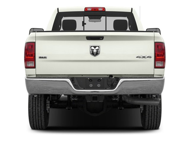 2013 Ram Truck 3500 Prices and Values Regular Cab Tradesman 4WD rear view