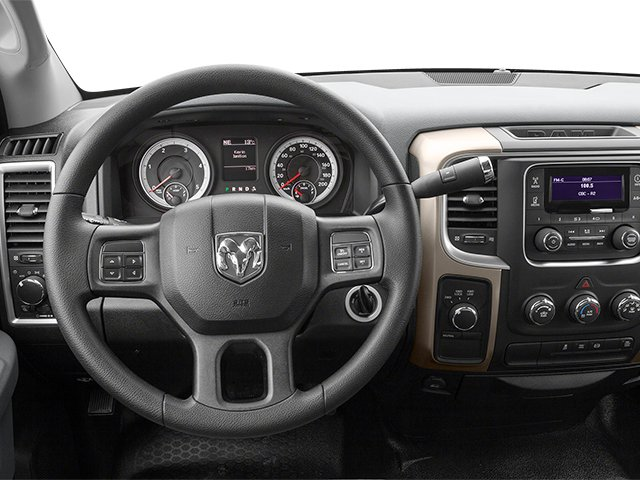 2013 Ram Truck 3500 Prices and Values Regular Cab Tradesman 4WD driver's dashboard