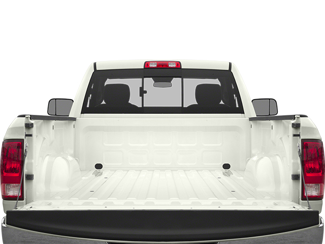 2013 Ram Truck 3500 Prices and Values Regular Cab Tradesman 4WD open trunk