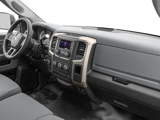 2013 Ram Truck 3500 Prices and Values Regular Cab Tradesman 4WD passenger's dashboard