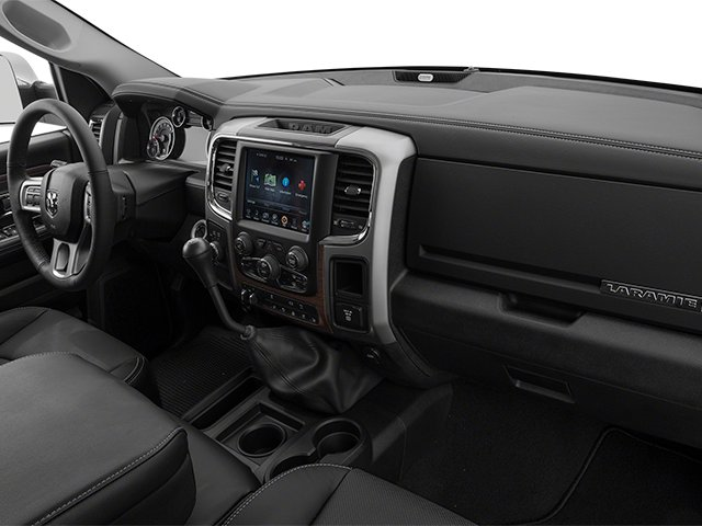 2013 Ram Truck 3500 Prices and Values Mega Cab Laramie 4WD passenger's dashboard