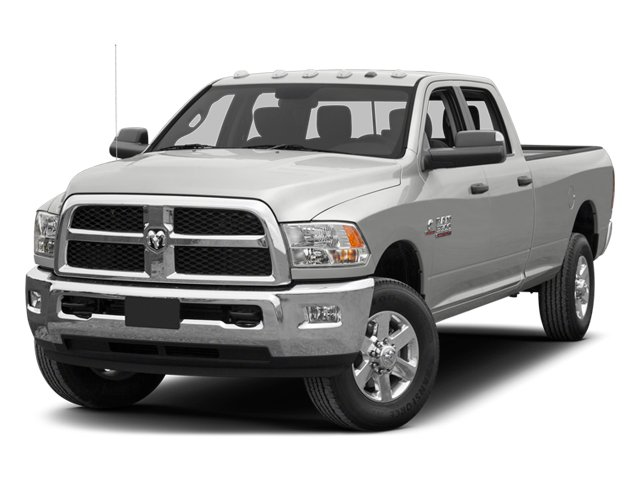 2013 Ram Truck 3500 Prices and Values Crew Cab Tradesman 4WD side front view